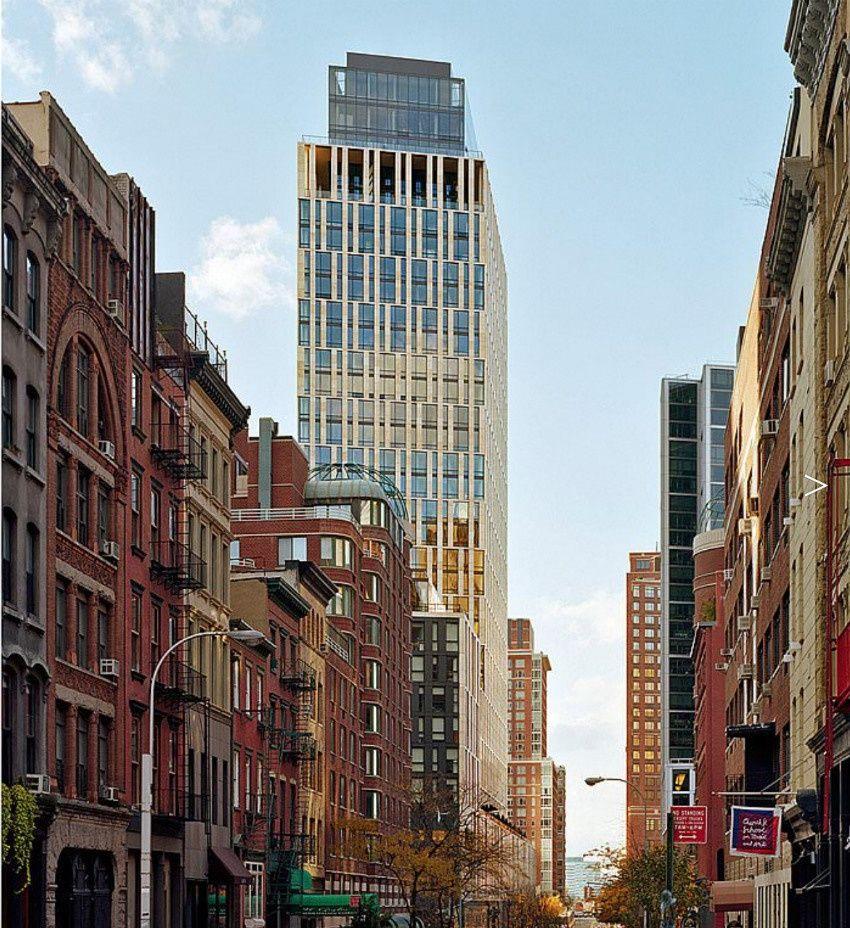 101 Warren Condos Tribeca NYC