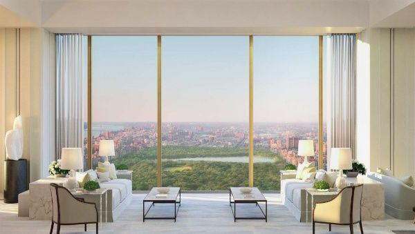 Central park condos - 117 West 57 Street NYC