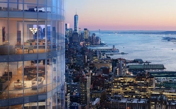 15 Hudson Yards NY Apartments For Sale