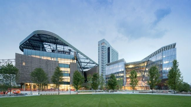 Cornell NYC Tech Relocating to New York
