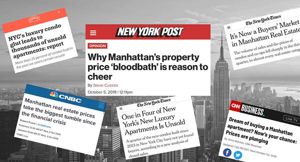Manhattan Condo Market Slowdown