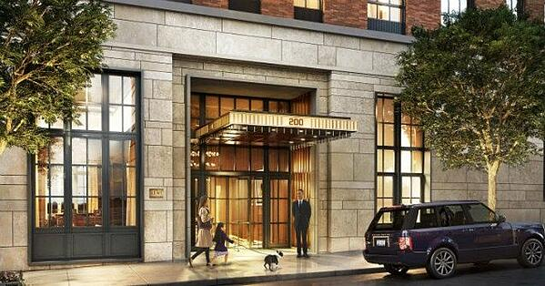 Manhattan apartments for sale - The Kent 200 East 95 Street NY