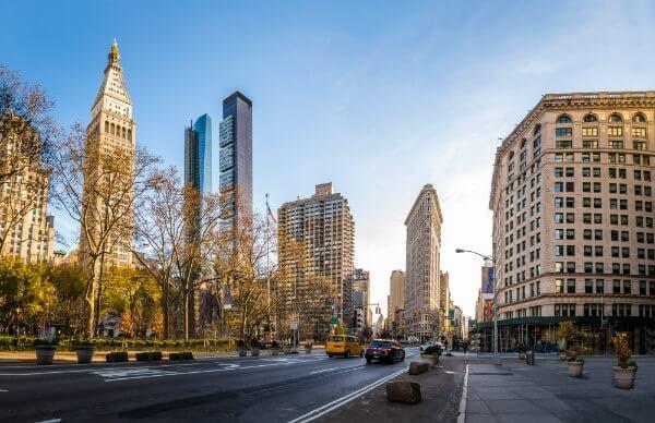 flatiron chelsea downtown NYC -1