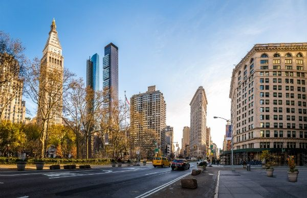 flatiron chelsea downtown NYC