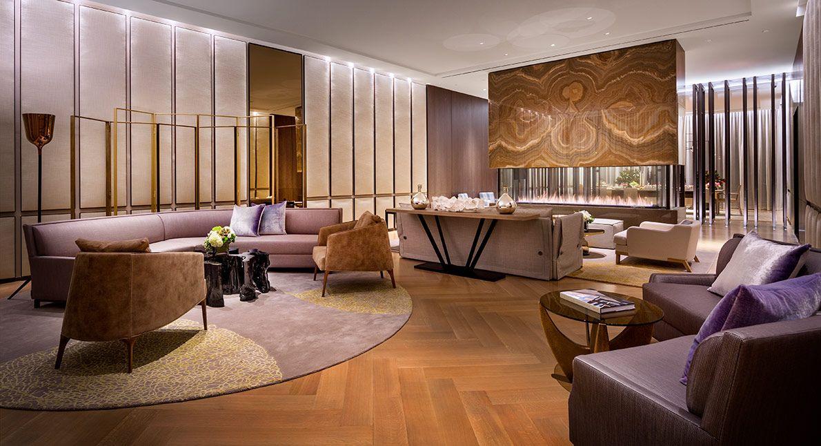 one madison 23 east 22 ny condo - lounge