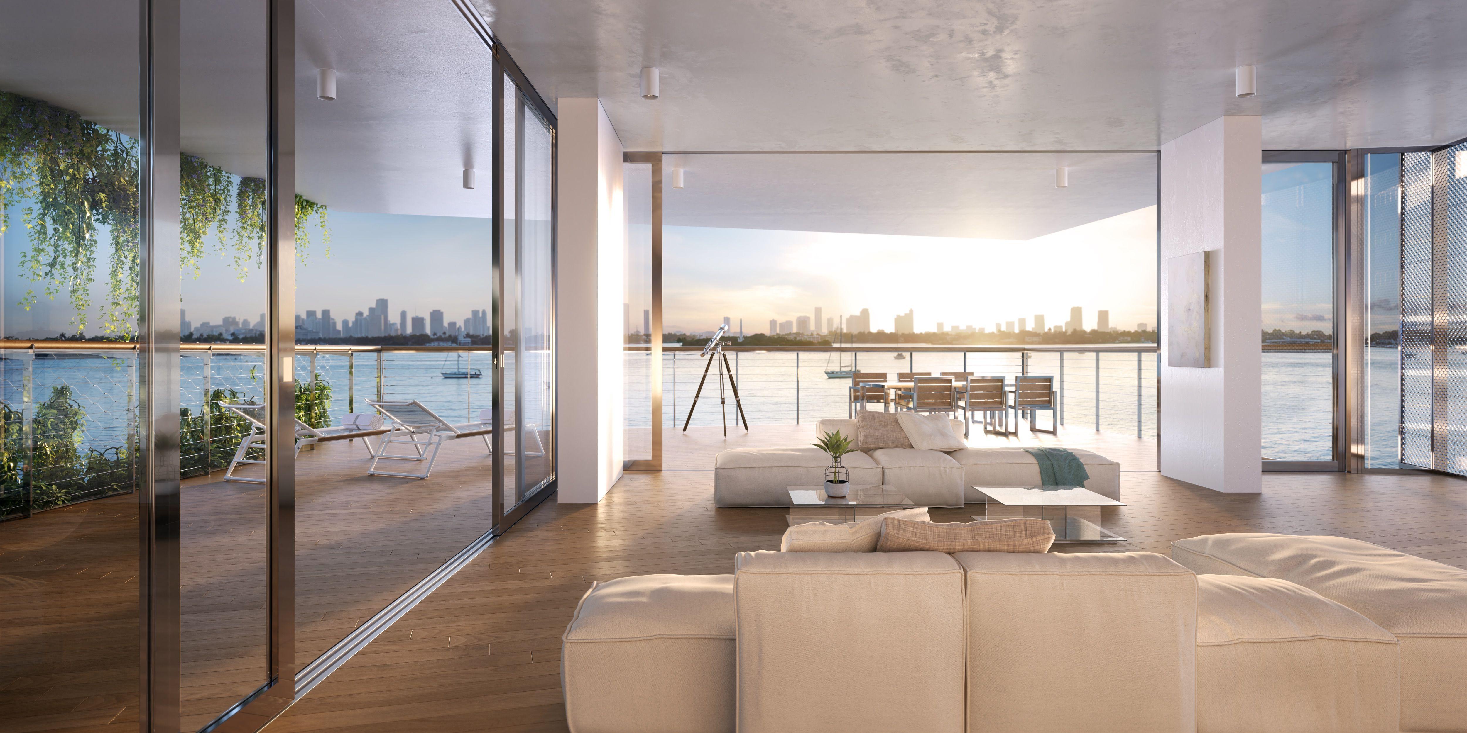 Monad Terrace Miami Beach Condos | ManhattanMiami